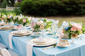 8 Steps to Hosting a Tea Party Bridal Shower