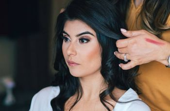 Your Wedding Makeup & Hair Trial: What to Expect