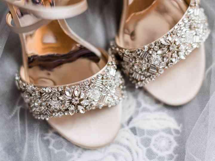 24 Wedding Sandals You Can Definitely Wear Again Weddingwire