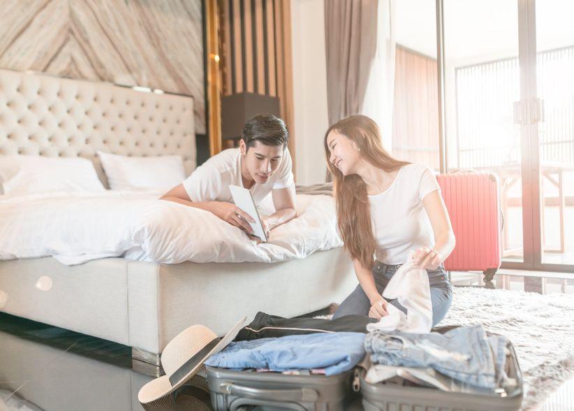 The Honeymoon Packing Checklist Every Couple Needs Weddingwire