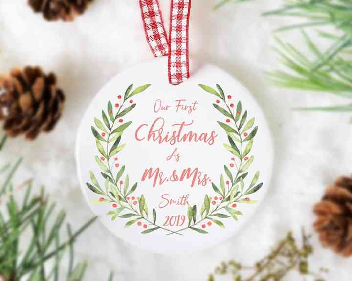 Etsy Christmas Ornaments.20 Our First Christmas Ornaments For A Memorable Holiday