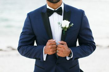 These 2019 Groom & Groomsmen Trends Are Super Dapper