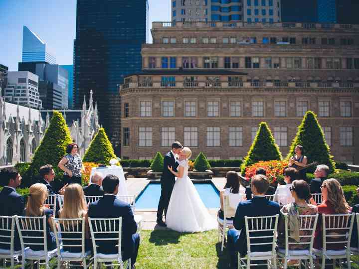 10 Outdoor Wedding Venues In Nyc Weddingwire