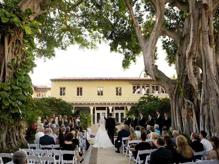 13 Gorgeous Outdoor Wedding Venues In Miami Weddingwire