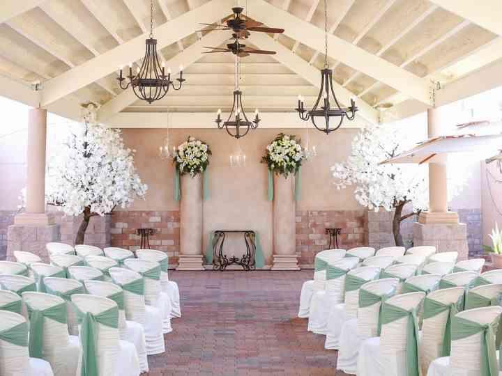 5 Phoenix Wedding Chapels For An Intimate Big Day Weddingwire