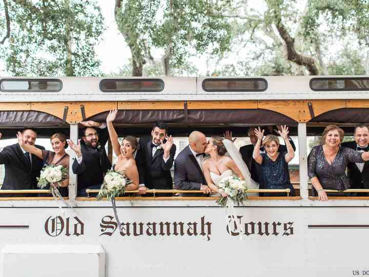8 Historic Wedding Venues in Savannah, GA That Are Totally Unique