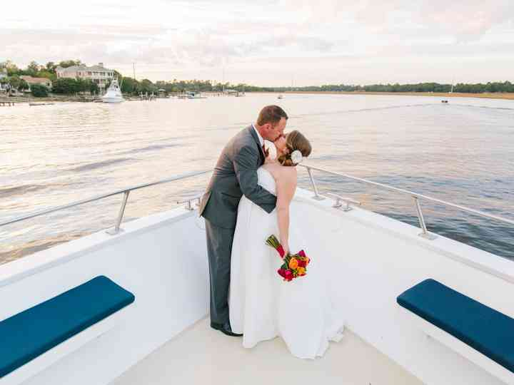 21 Boat Wedding Venues For The Ultimate Nautical Event Weddingwire