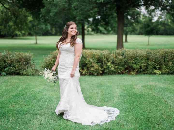 The 5 Most Common Wedding Dress Stainsand How To Fix Them
