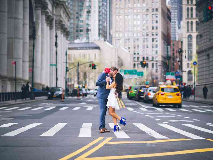 How To Get Married In Nyc Without A Hitch Weddingwire