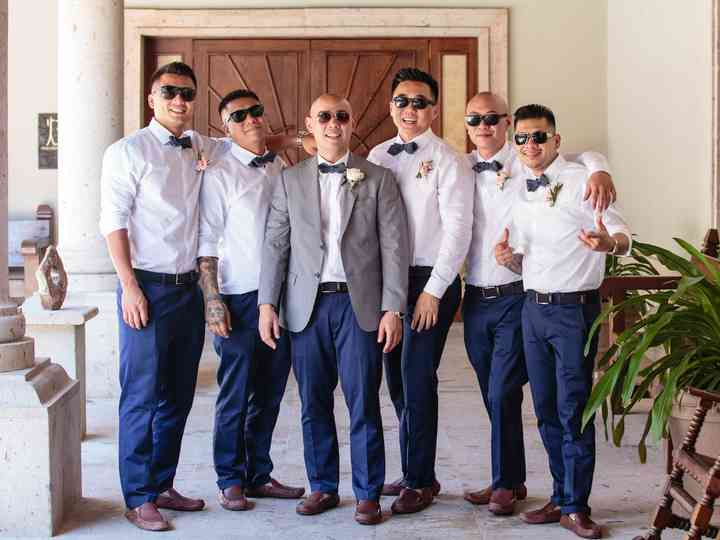 8 Wedding Suits For Grooms That Aren T Super Fancy Weddingwire