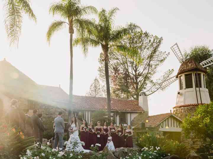 13 Unique San Diego Wedding Venues You Need To See Weddingwire