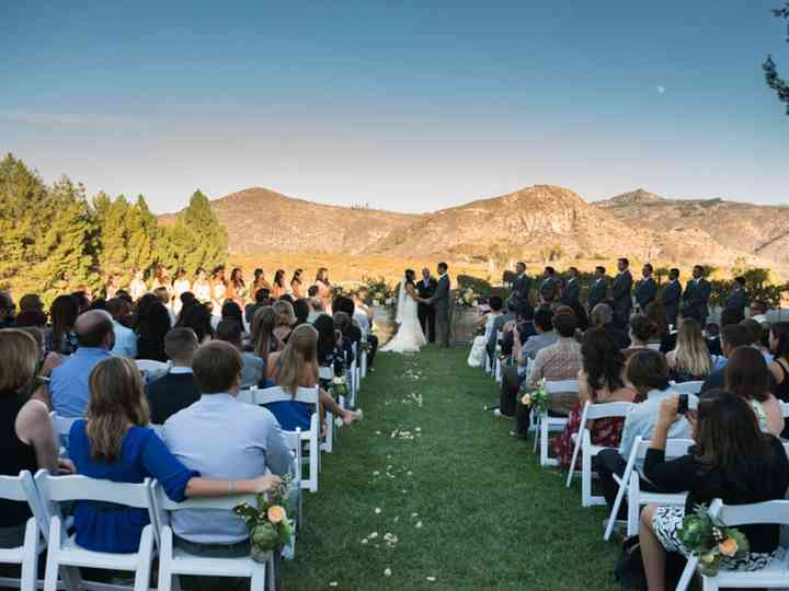 13 Scenic Outdoor Wedding Venues In San Diego Weddingwire