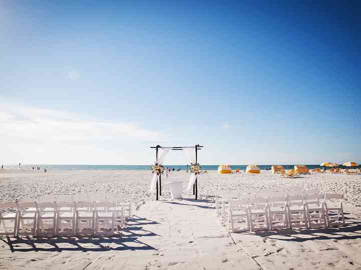 The Tampa Wedding Guide To Getting Married In Florida Weddingwire
