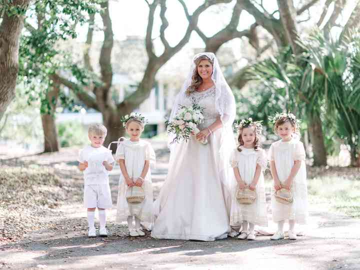 How to Choose Flower Girls and Ring Bearers