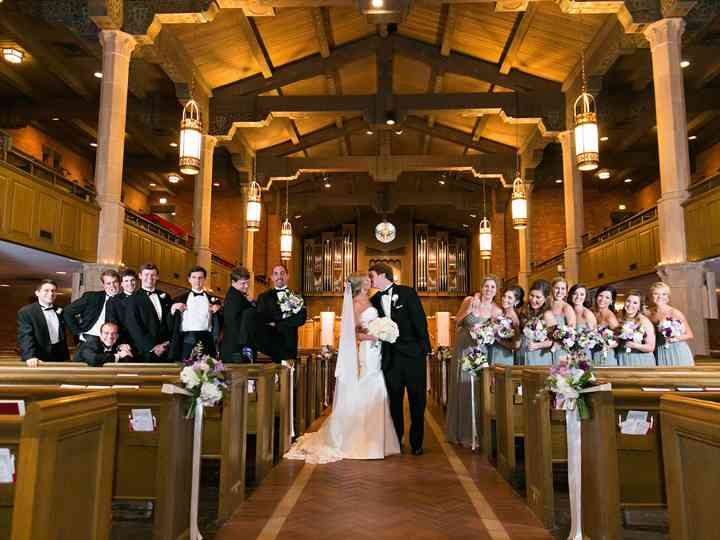 6 Beautiful Wedding Chapels In Dallas Fort Worth Weddingwire