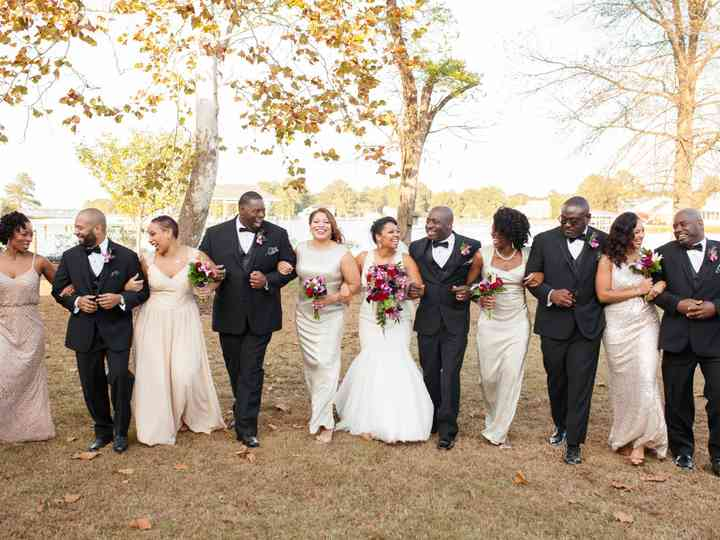 What Should Your Wedding Dress Code Actually Be? - WeddingWire
