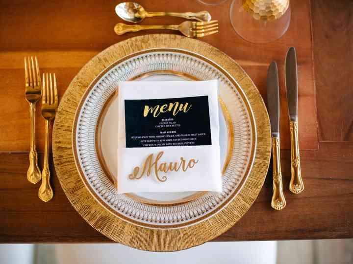 The 5 Wedding Menu Rules Every Couple Should Follow - WeddingWire