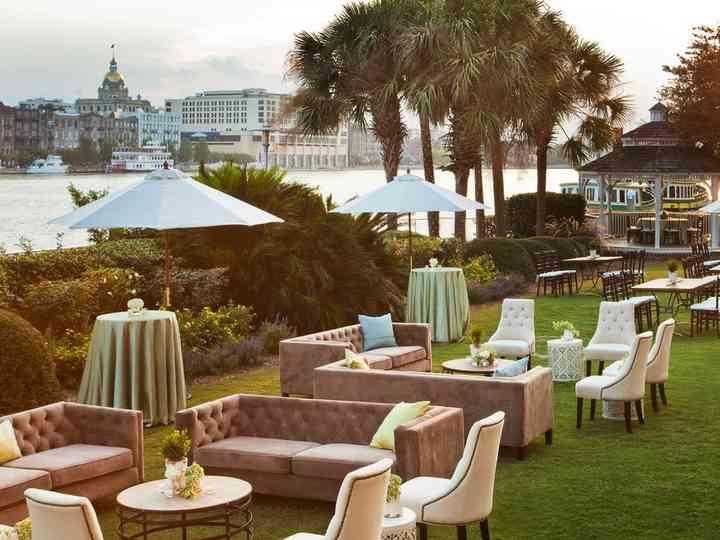 6 Savannah Hotel Wedding Venues We Love