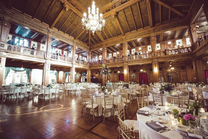 Which Wedding Reception Venue Is Right For You Weddingwire