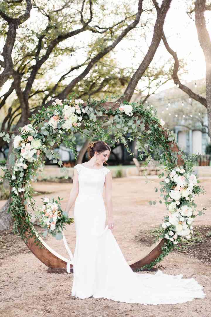 24 Garden Party Wedding Details That Are Oh So Elegant Weddingwire