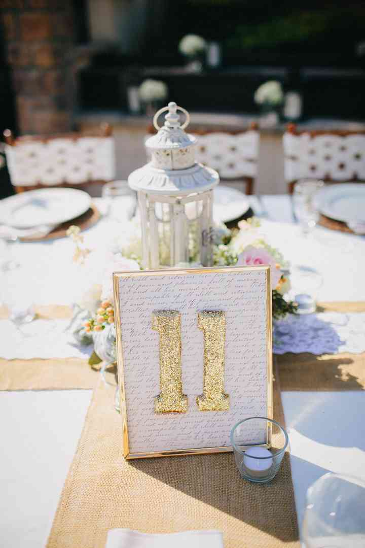 31 Non Traditional Wedding Table Numbers To Fall In Love With Weddingwire