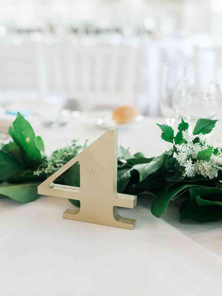 31 Unique Wedding Table Number Ideas Weddingwire