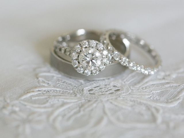 How to Pick a Wedding Band for Every Type of Engagement Ring