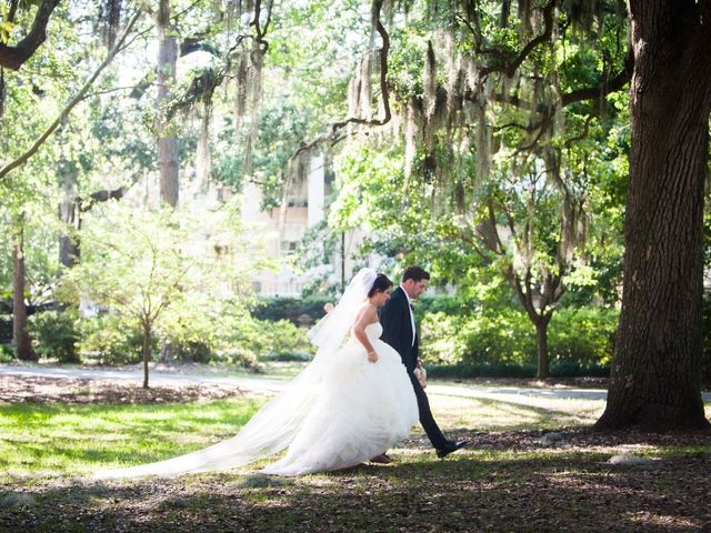 7 Outdoor Wedding Venues in Savannah, Georgia