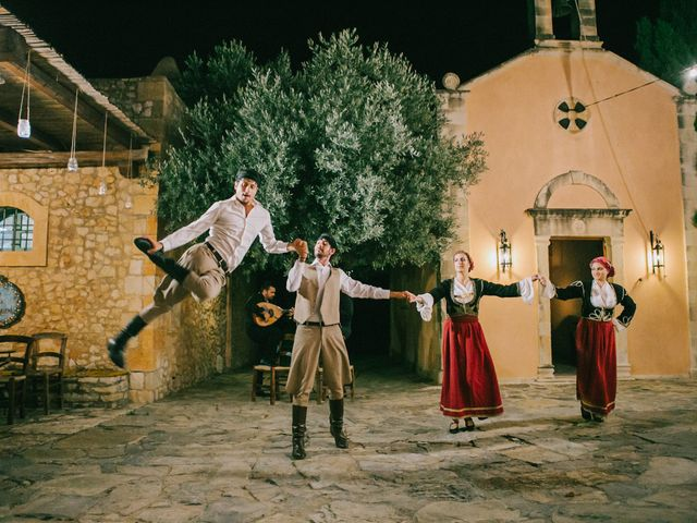 6 Greek Wedding Dance Vids to Inspire Your Reception Moves