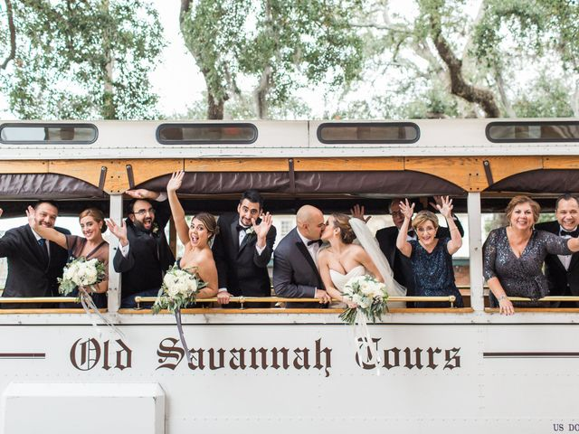 8 Historic Wedding Venues in Savannah, GA That Are Totally Unique