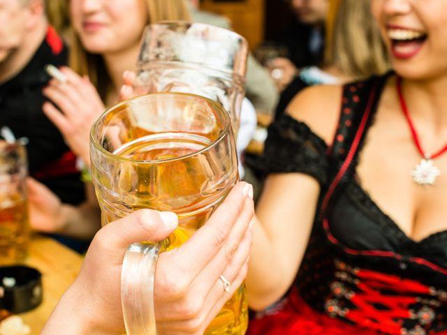 The 8 Best Places to Host an Oktoberfest Bachelorette Party