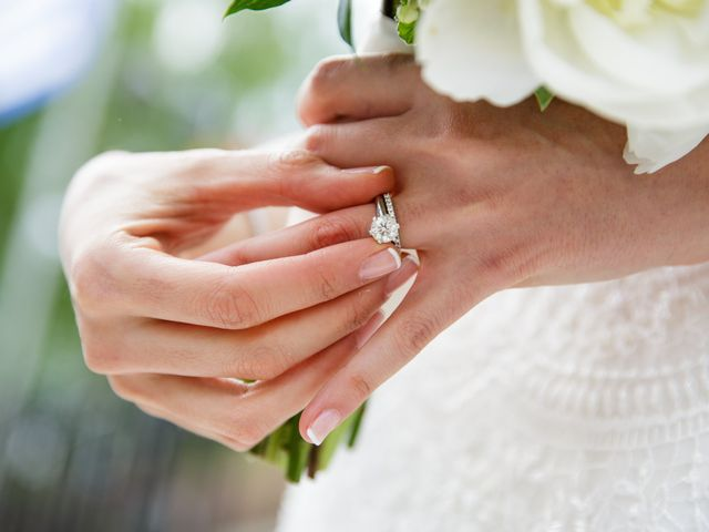 Exactly When to Take off Your Engagement Ring & Why
