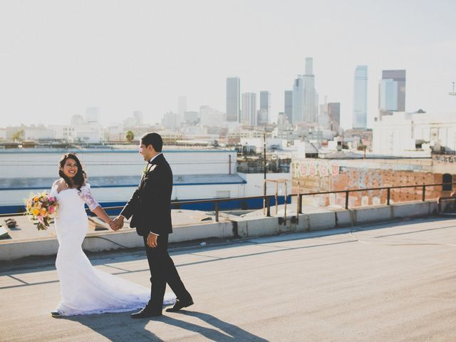 6 Rooftop Wedding Venues in Los Angeles