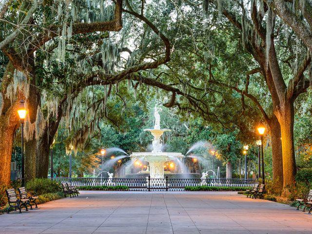 How to Get Married in Savannah, Georgia