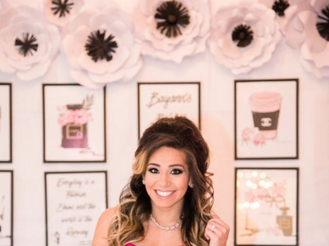 Glam Chanel-Themed Bridal Shower