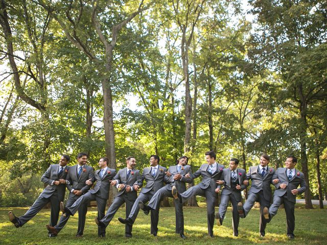 The 7 Rules of Mismatched Groomsmen Suits