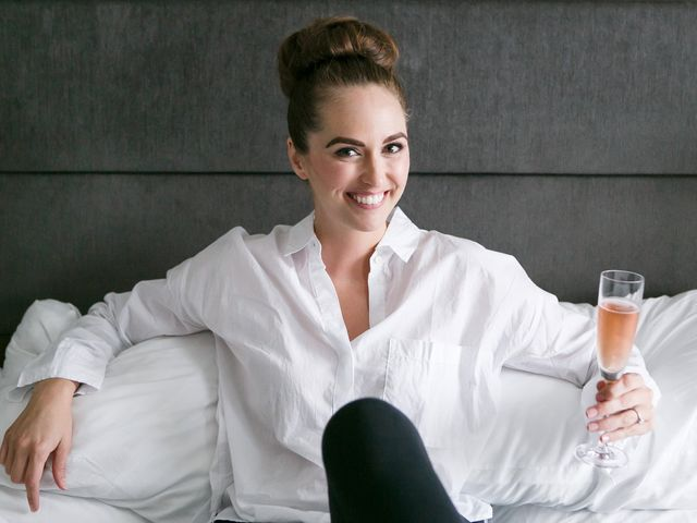 8 Ways To Relax The Week Before Your Wedding