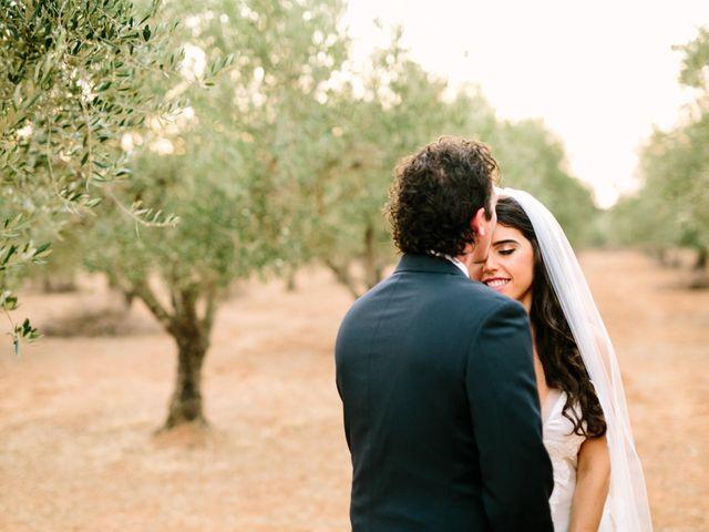 Modern Greek Weddings With Totally Steal-Worthy Details
