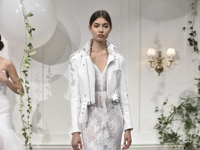 7 Edgy Bridal Jackets Cool Girls Will Love
