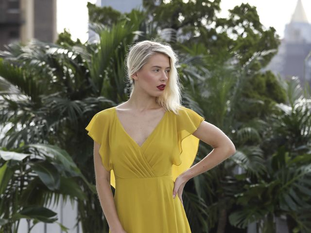 The 2018 Bridesmaid Dresses Have Arrived