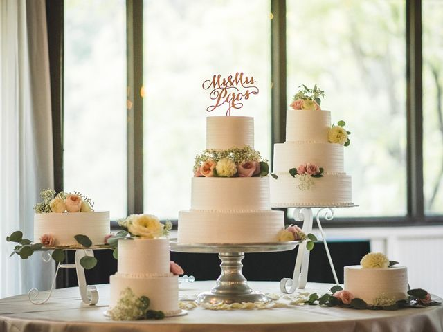 The Ultimate Wedding Cake Cheat Sheet