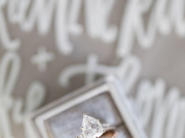 Tea Party-Themed Texas Bridal Shower