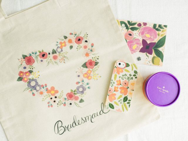 You Asked, We Answered: Bridesmaid Gift Etiquette