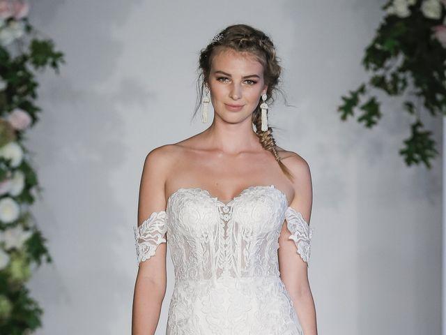 Dreamcatcher Details Are the New Boho Wedding Dress Trend