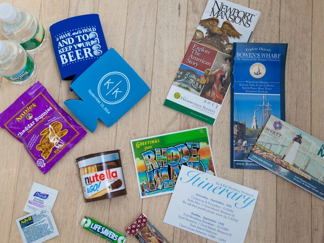 10 Wedding Welcome Bag Items That Make for Awesome Gifts