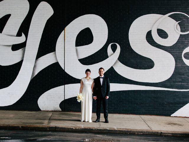 These Walls & Murals Make Epic Wedding Photo Backdrops