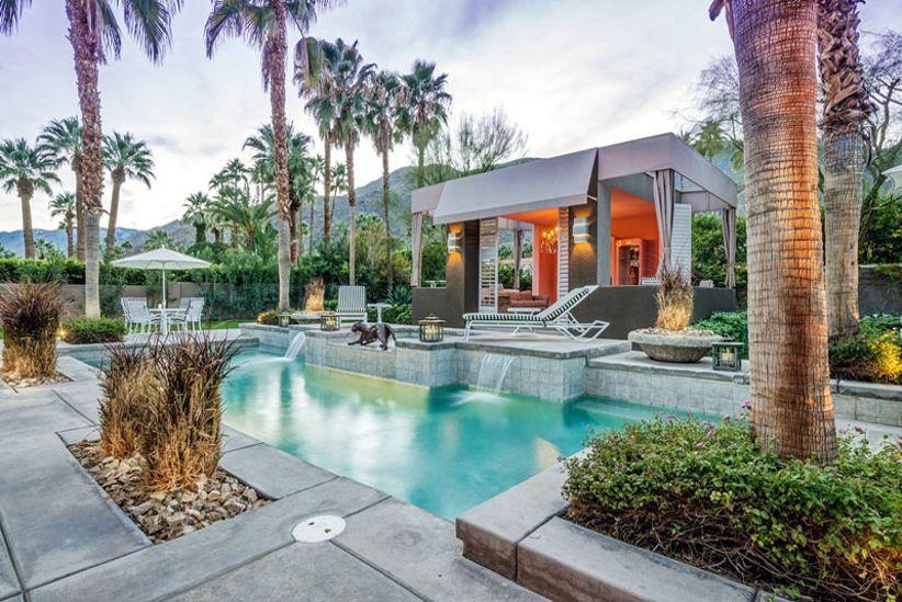 celebrity homes palm springs casa elizabeth