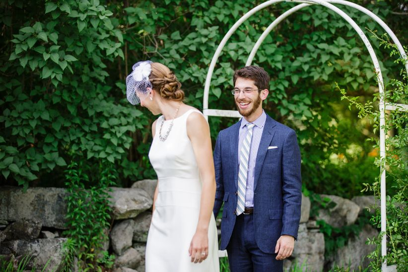 10e6a69562de 8 Summer Wedding Outfits For Grooms - WeddingWire