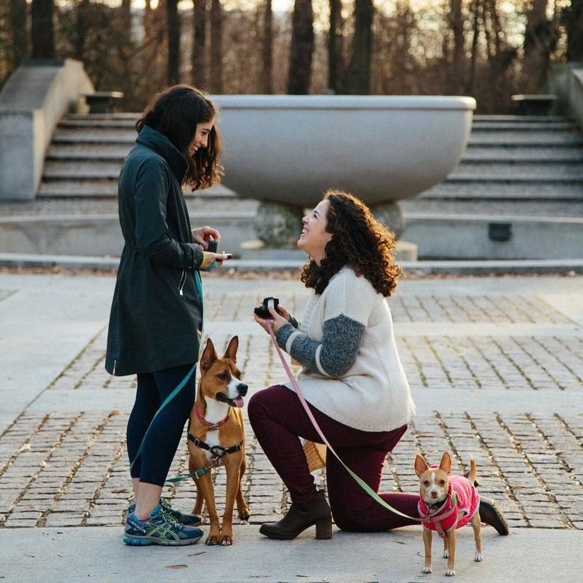 Romantic Ways To Propose According To Real Couples Weddingwire