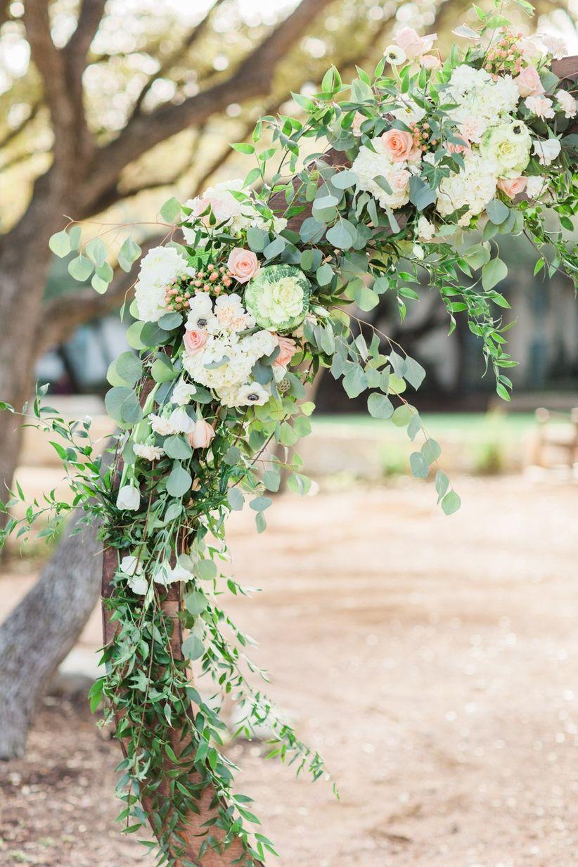 garden party wedding theme